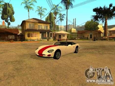 Voitures de frai pour GTA San Andreas quatrième écran