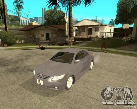 Toyota Camry XV40 2007 pour GTA San Andreas
