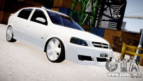 Chevrolet Astra Advantage 2009 für GTA 4