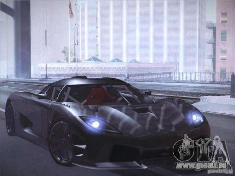 Orange ENB by NF v1 pour GTA San Andreas sixième écran