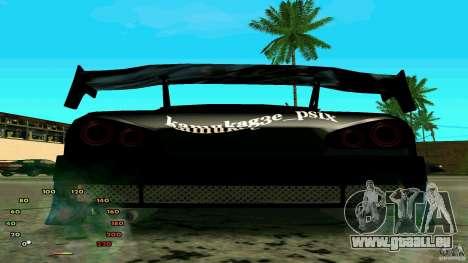 Elegie von fen1x für GTA San Andreas linke Ansicht