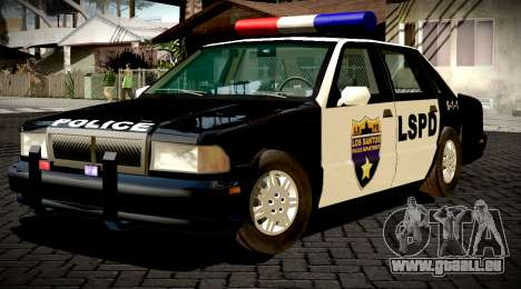 New Police LS pour GTA San Andreas