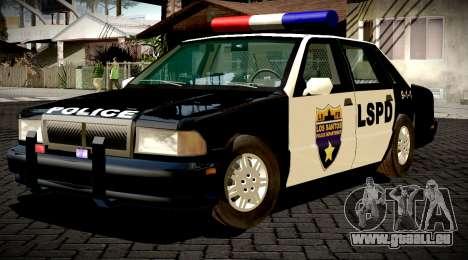 New Police LS für GTA San Andreas