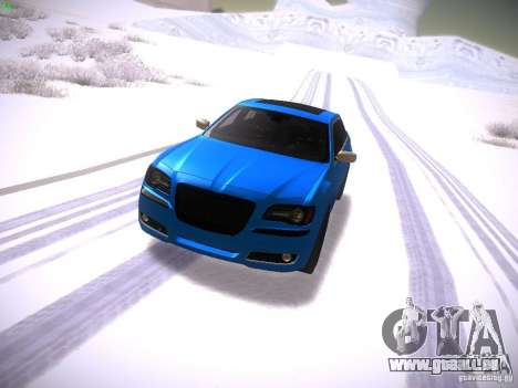 Chrysler 300C SRT8 2011 für GTA San Andreas