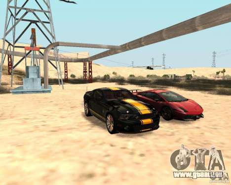 ENBSeries by Nikoo Bel für GTA San Andreas zweiten Screenshot