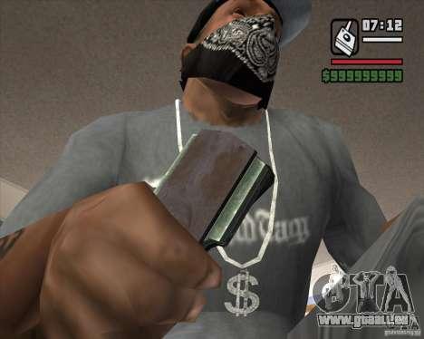 Detektor des S. t. A. l. k. e. R # 4 für GTA San Andreas dritten Screenshot
