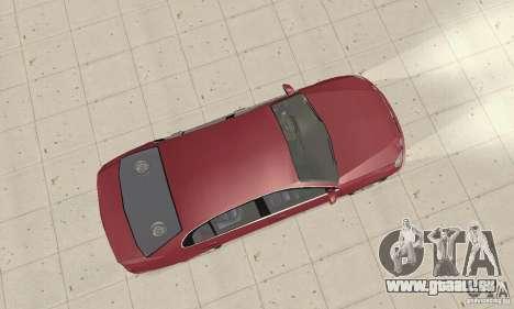 Lexus GS430 1999 für GTA San Andreas zurück linke Ansicht