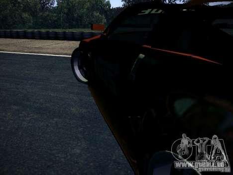 Nissan 370Z Chris Forsberg für GTA San Andreas Seitenansicht