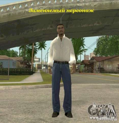 Assassins skins für GTA San Andreas her Screenshot