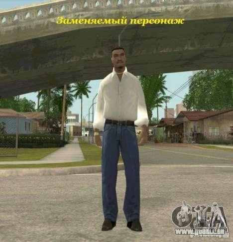 Assassins skins pour GTA San Andreas quatrième écran
