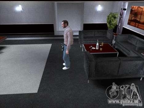 Niko Bellic pour GTA San Andreas deuxième écran