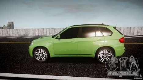BMW X5 M-Power pour GTA 4 est une gauche