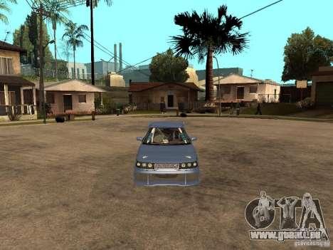 LADA 21103 rue Edition pour GTA San Andreas vue de droite