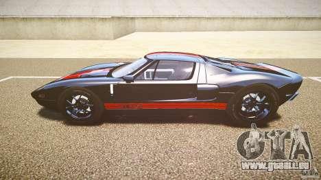 Ford GT1000 2006 Hennessey [EPM] STREET BURNING für GTA 4 linke Ansicht