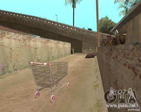 Remapping Ghetto v.1.0 pour GTA San Andreas septième écran