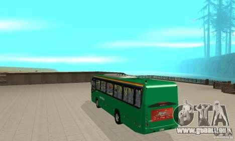 MetroBus of Venezuela pour GTA San Andreas vue de droite