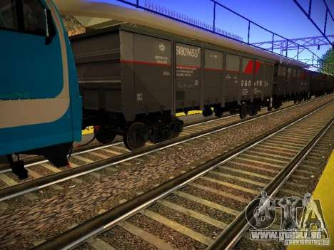 Nouveaux Rails pour GTA San Andreas sixième écran