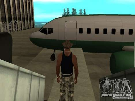 La Villa De La Noche Beta 2 pour GTA San Andreas troisième écran