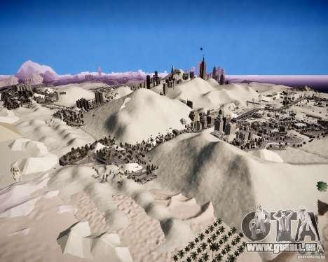 Desert Storm v1.0 pour GTA 4 cinquième écran
