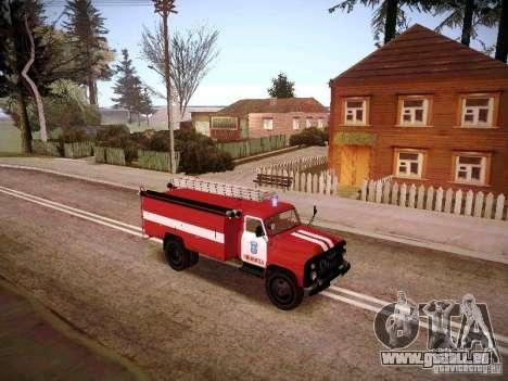 Tuyau de gaz 30 incendie 53 pour GTA San Andreas