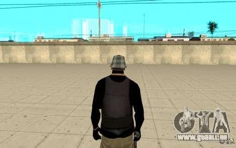 Bronik peau 4 pour GTA San Andreas troisième écran