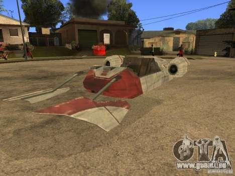 Gepäck aus Star Wars für GTA San Andreas