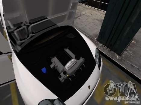 Porsche Cayenne Turbo 2003 v.2.0 für GTA 4 Innen