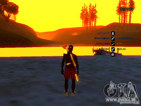 Skin Pack für Samp-rp für GTA San Andreas zweiten Screenshot