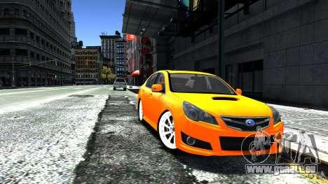 Subaru Legacy B4 pour GTA 4