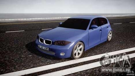 BMW 118i für GTA 4