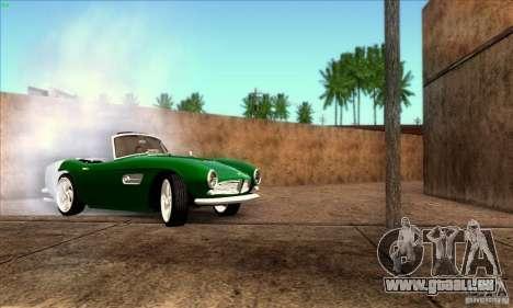 BMW 507 pour GTA San Andreas vue de droite