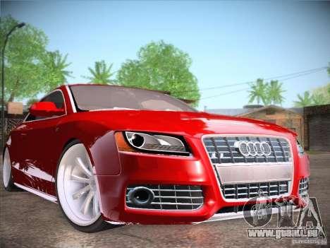 Audi RS5 für GTA San Andreas linke Ansicht