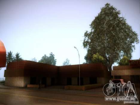 New trees HD für GTA San Andreas zweiten Screenshot