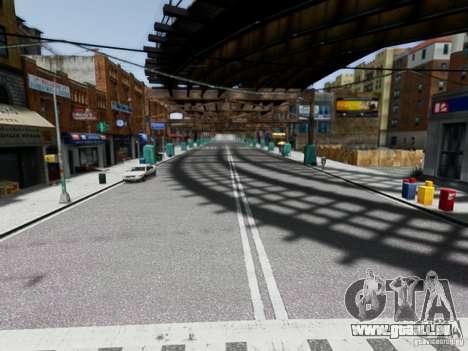 HD Roads 2013 für GTA 4 dritte Screenshot
