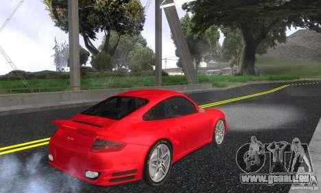 Color Correction pour GTA San Andreas cinquième écran