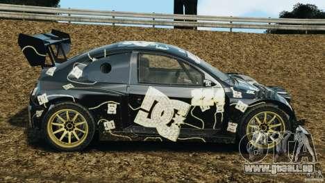 Colin McRae BFGoodrich Rallycross für GTA 4 linke Ansicht