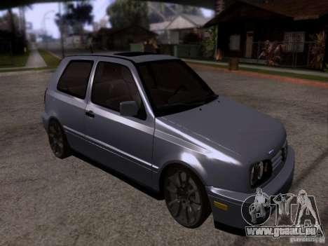 Volkswagen Golf 3 VR6 für GTA San Andreas