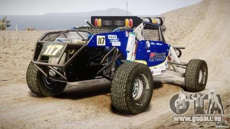 Jimco Buggy pour GTA 4 est un droit