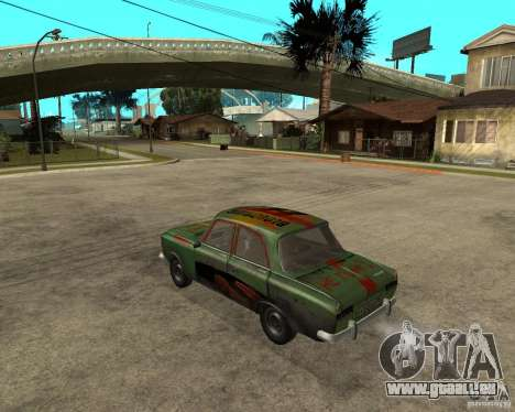 Moskvitch 412 bloodring pour GTA San Andreas