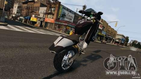 Ducati 999R für GTA 4 Rückansicht