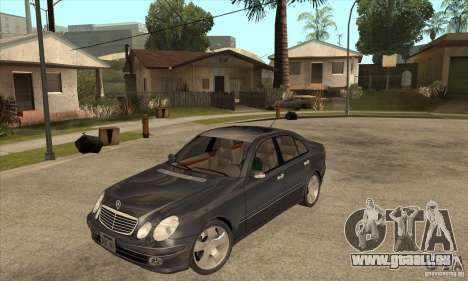 Mercedes-Benz E500 2003 für GTA San Andreas