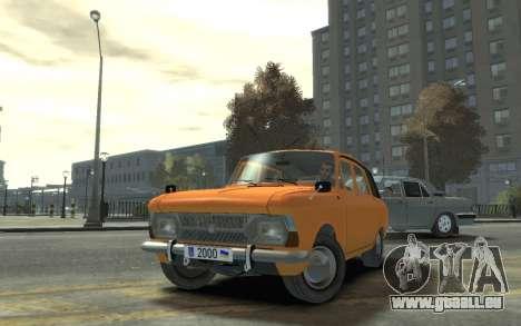 IZH 2125 Kombi für GTA 4