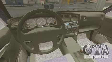 Volkswagen Passat B4 für GTA 4 Rückansicht
