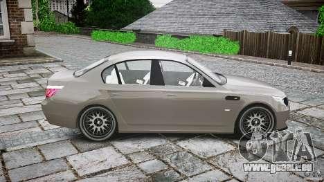 BMW E60 M5 2006 für GTA 4 Seitenansicht