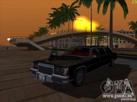 ENBSeries v1.6 pour GTA San Andreas huitième écran