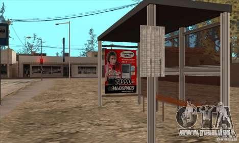 BUSmod für GTA San Andreas siebten Screenshot