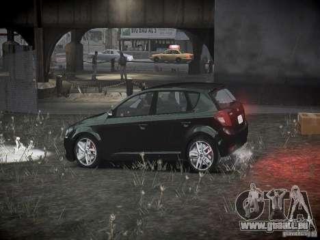 Kia Ceed für GTA 4 linke Ansicht