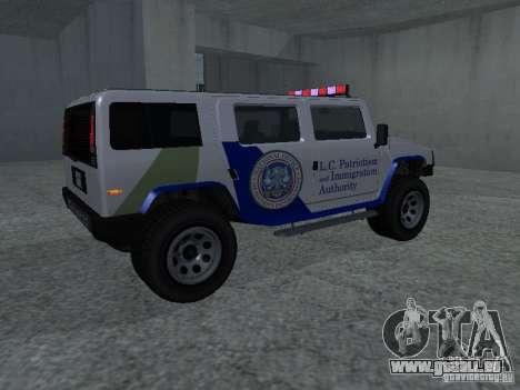 Noeud coulant Patriot de GTA 4 pour GTA San Andreas