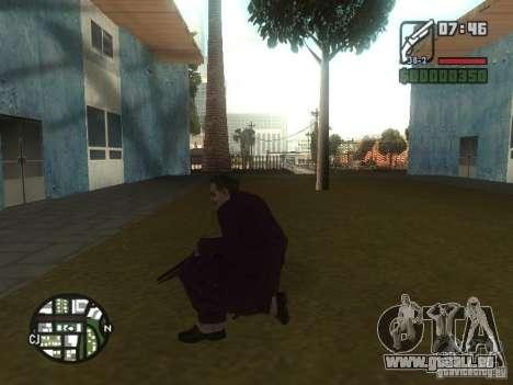 HQ Joker Skin pour GTA San Andreas cinquième écran