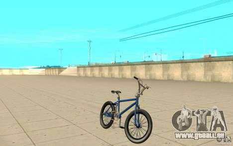 X-game BMX pour GTA San Andreas